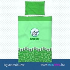 Ovis ágyneműhuzat-Cápa ovisjellel