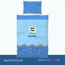 Ovis ágyneműhuzat-Zászló ovisjellel