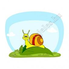 Póló: Csiga-mosolygós