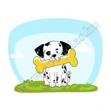 Póló: Dalmata-kutya