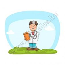 Póló: Doktor