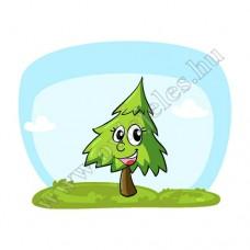 Póló: Fenyőfa