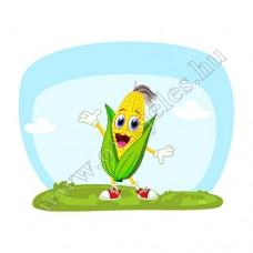 Póló: Kukorica