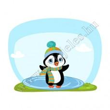Póló: Pingvin-baby
