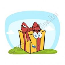 Póló: Ajándékdoboz