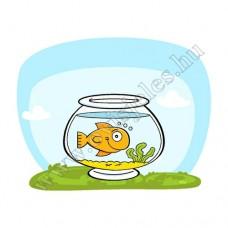 Póló: Akvárium
