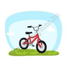 Póló: Bicikli