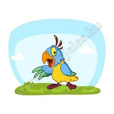Póló: Papagáj