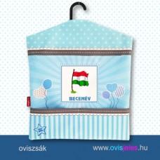 Ovis zsák-Zászló ovisjellel