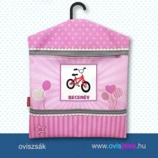 Ovis zsák-Bicikli ovisjellel
