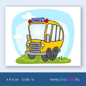 Busz -12 db-os ovisjel