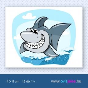 Cápa -12 db-os ovisjel