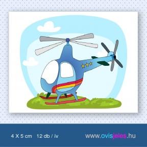 Helikopter -12 db-os ovisjel