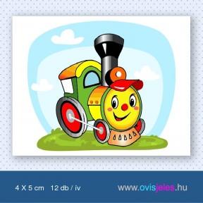 Mozdony -12 db-os ovisjel