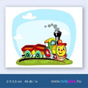 Vonat -48 db-os ovisjel