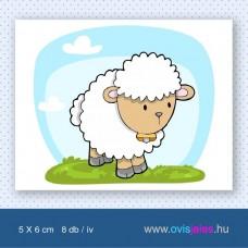 Bárány -8 db-os ovisjel