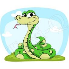 Póló: Kígyó