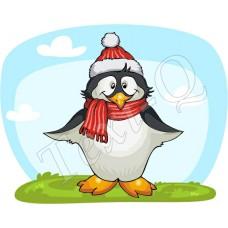 Póló: Pingvin