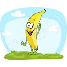 Póló: Banán