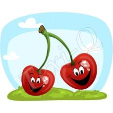 Póló: Cseresznye