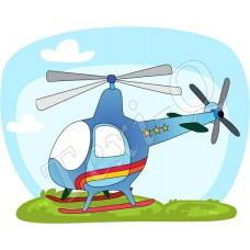 Póló: Helikopter