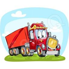 Póló: Kamion