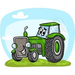 Ovis jeles kötény, hátizsák: Traktor-zöld