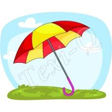Póló: Esernyő-napernyő