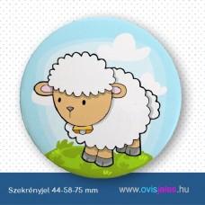 Szekrényjel, Bárány ovisjellel