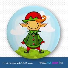 Szekrényjel, Elf ovisjellel
