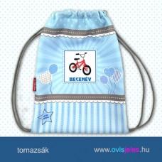 Tornazsák - Bicikli ovisjellel